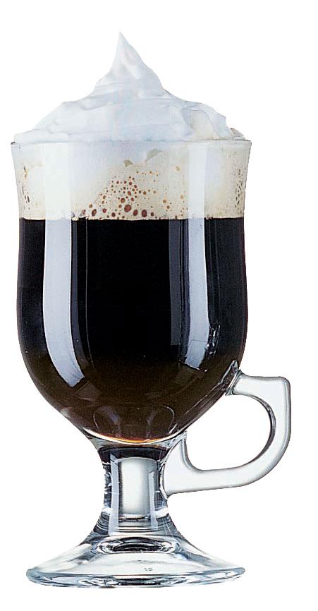 IRISH COFFEE MUG 240ml H139mm W76mm (6)