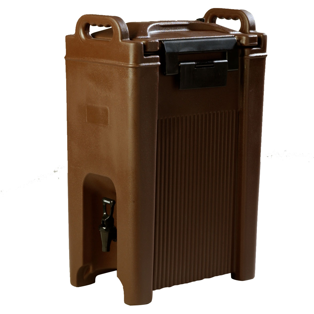 BEVERAGE SERVER INSULATED - 9.4Lt (BROWN) 5.9kg - 266 x 431 x 469mm