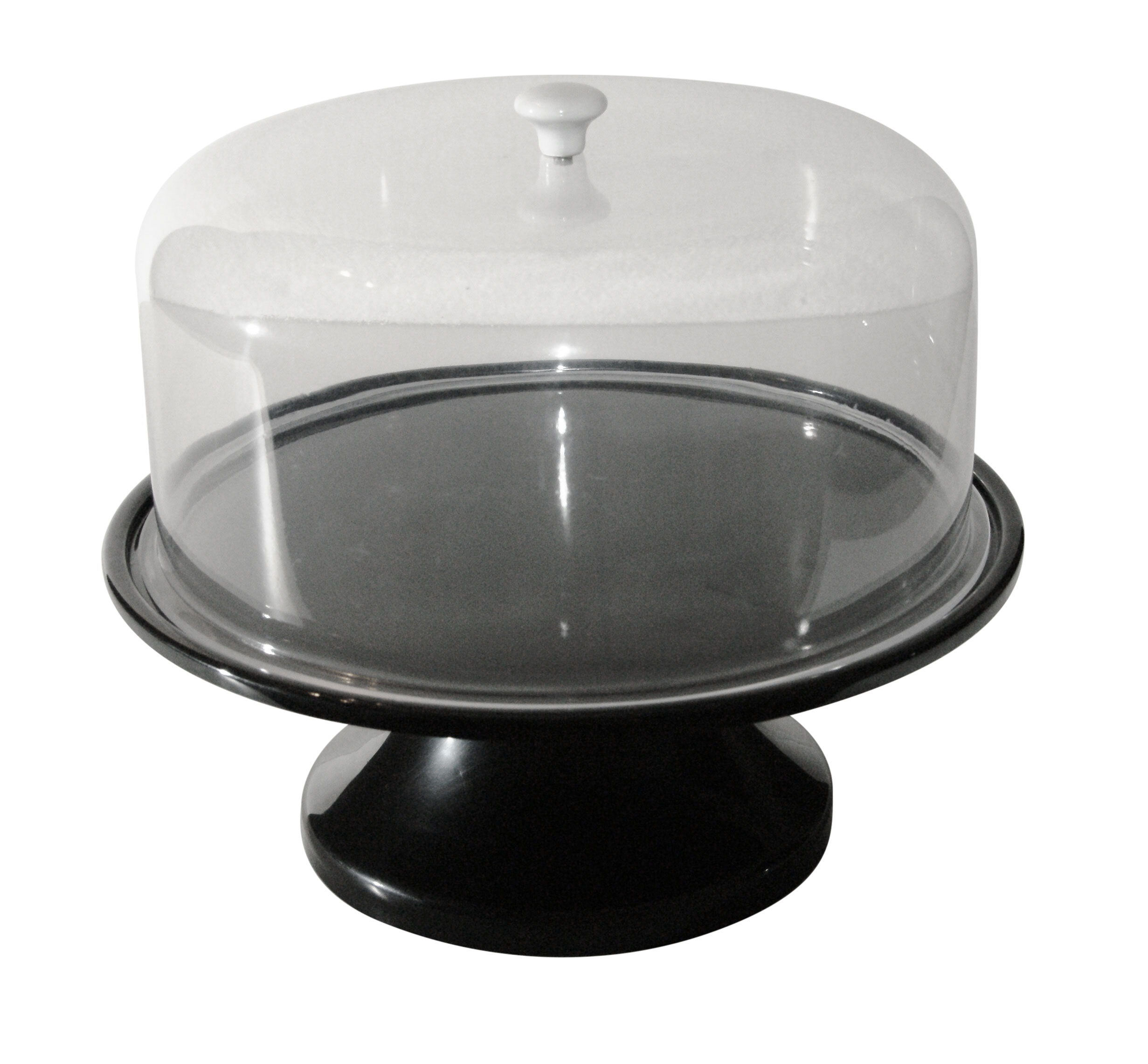 CAKE DISPLAY COVER - 300 x 150mm (CLEAR)