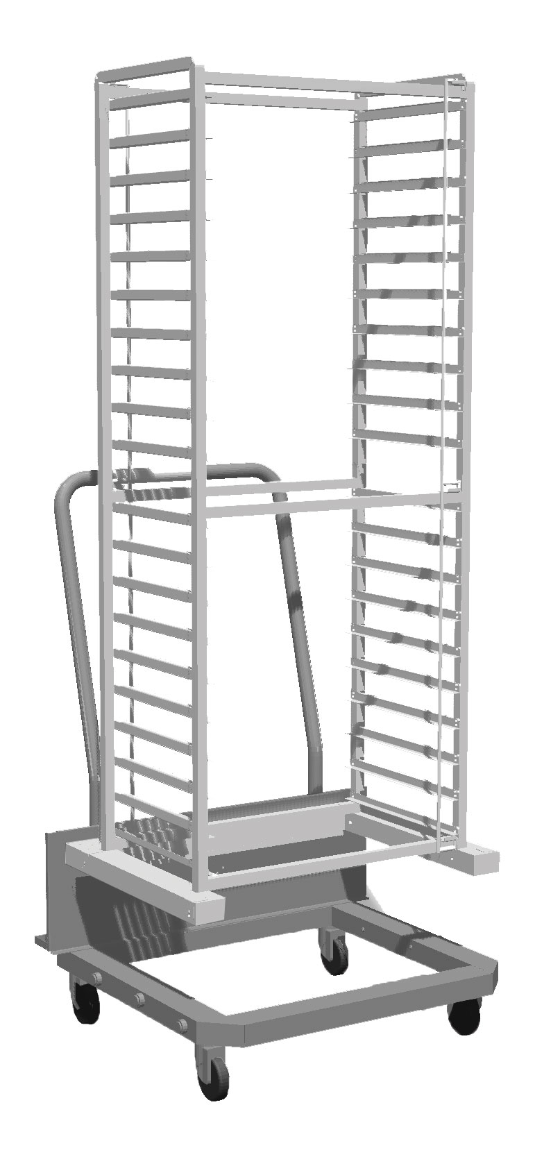 20 PAN ROLL IN TROLLEY (GN1/1 ONLY)
