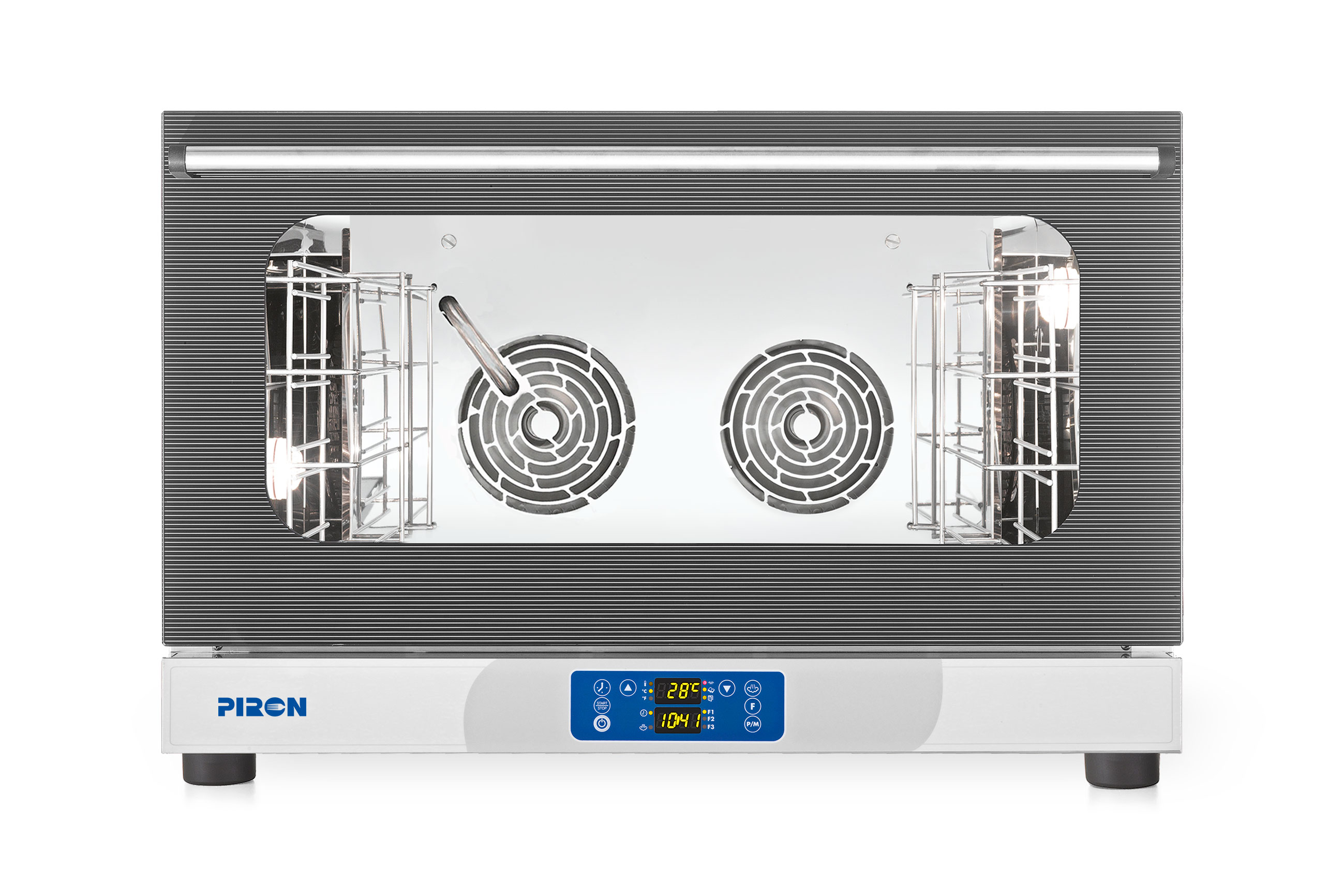 CONVECTION OVEN PIRON [CABOTO] - DIGITAL WITH HUMIDITY