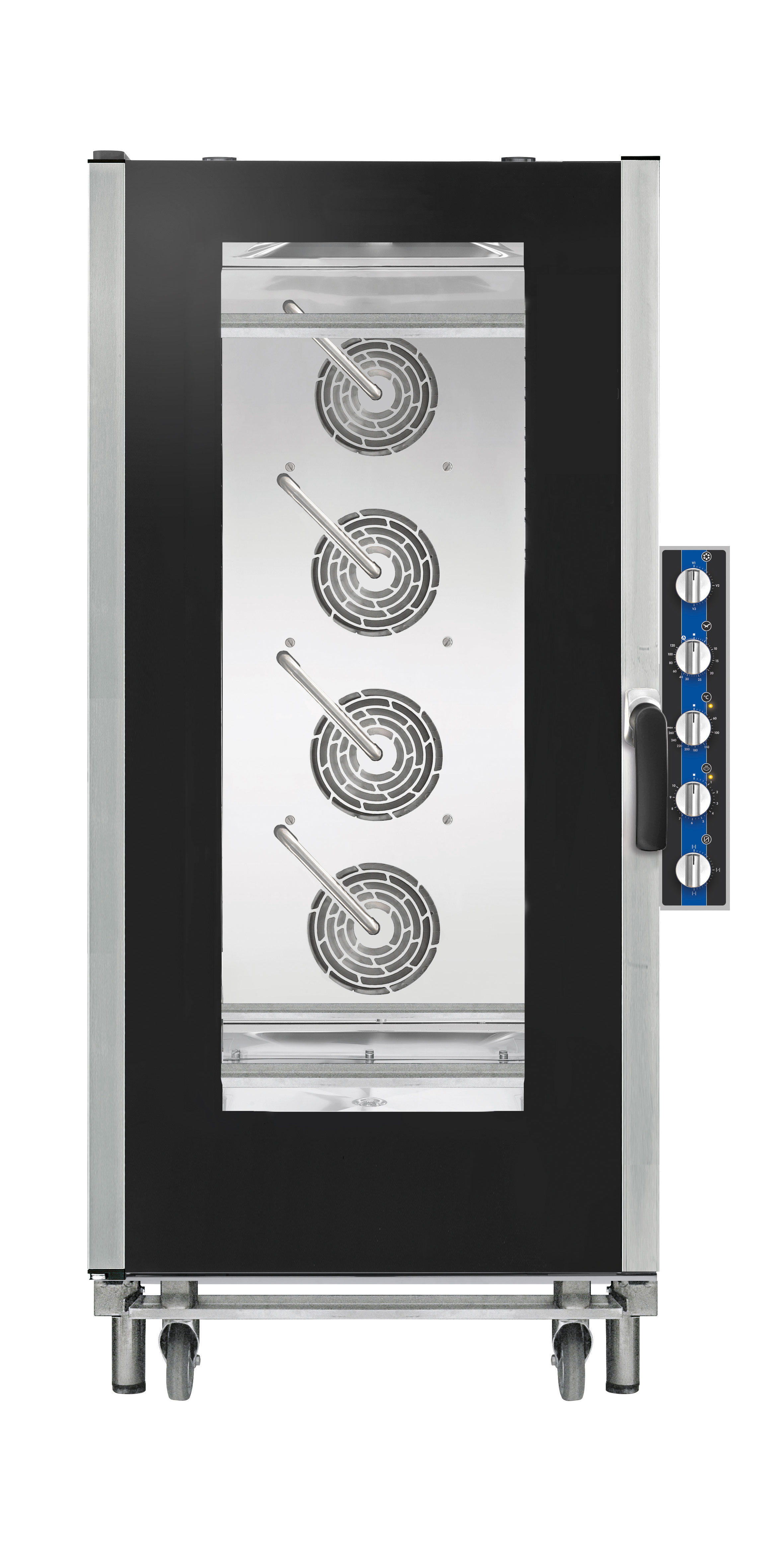 COMBI STEAM OVEN PIRON (MAGELLANO PLUS) 20 PAN MANUAL