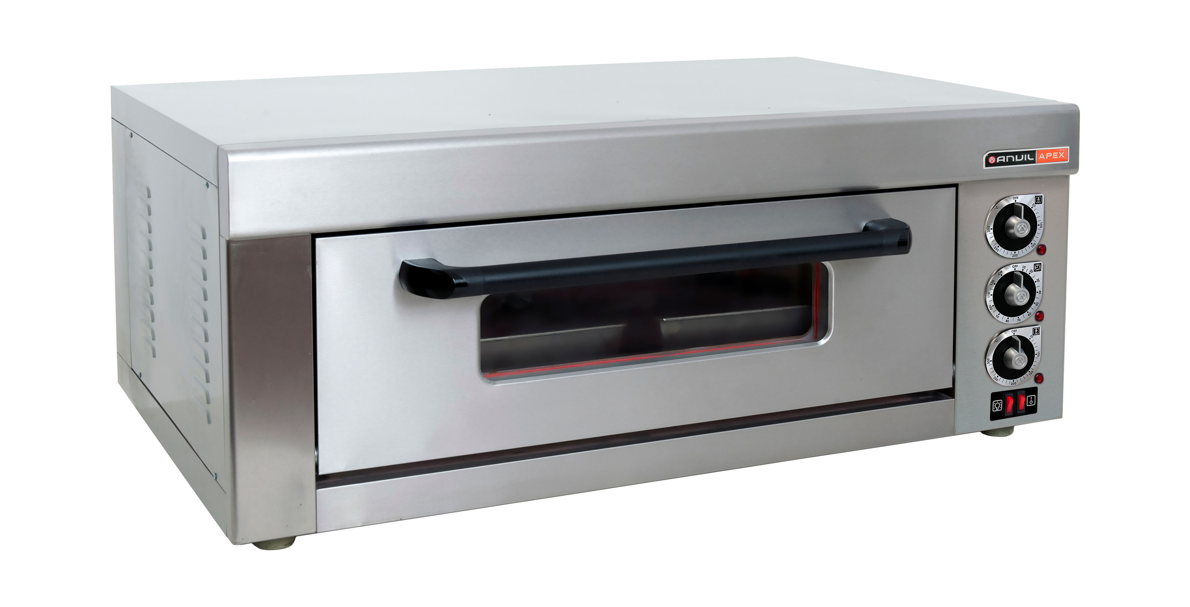 DECK OVEN ANVIL - 2 TRAY - SINGLE DECK