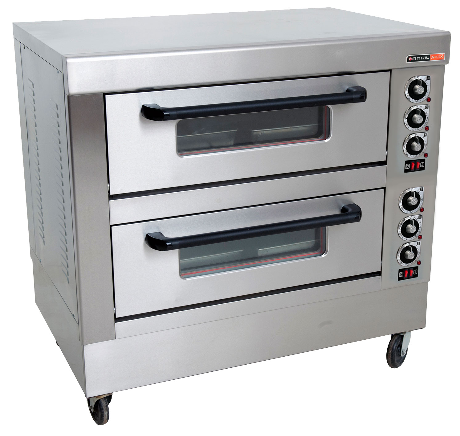 DECK OVEN ANVIL - 4 TRAY - DOUBLE DECK