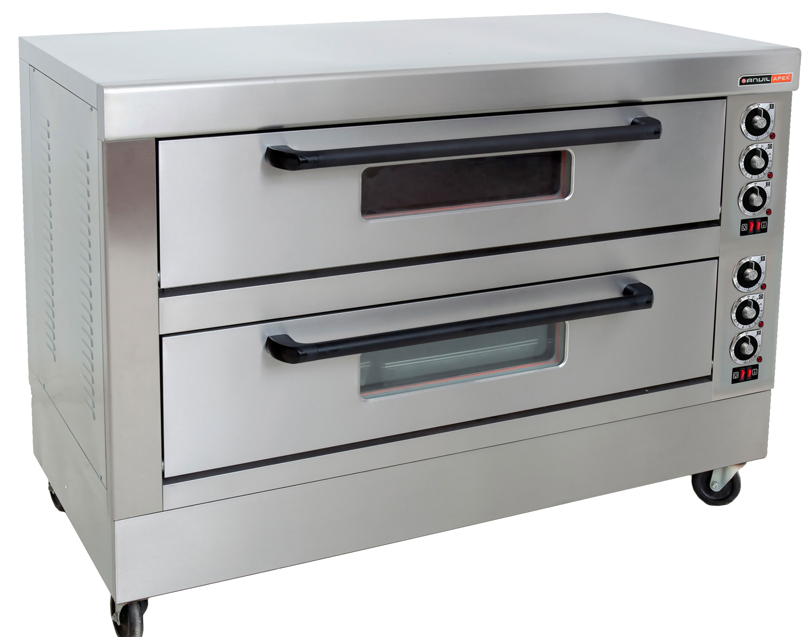 DECK OVEN ANVIL - 6 TRAY - DOUBLE DECK
