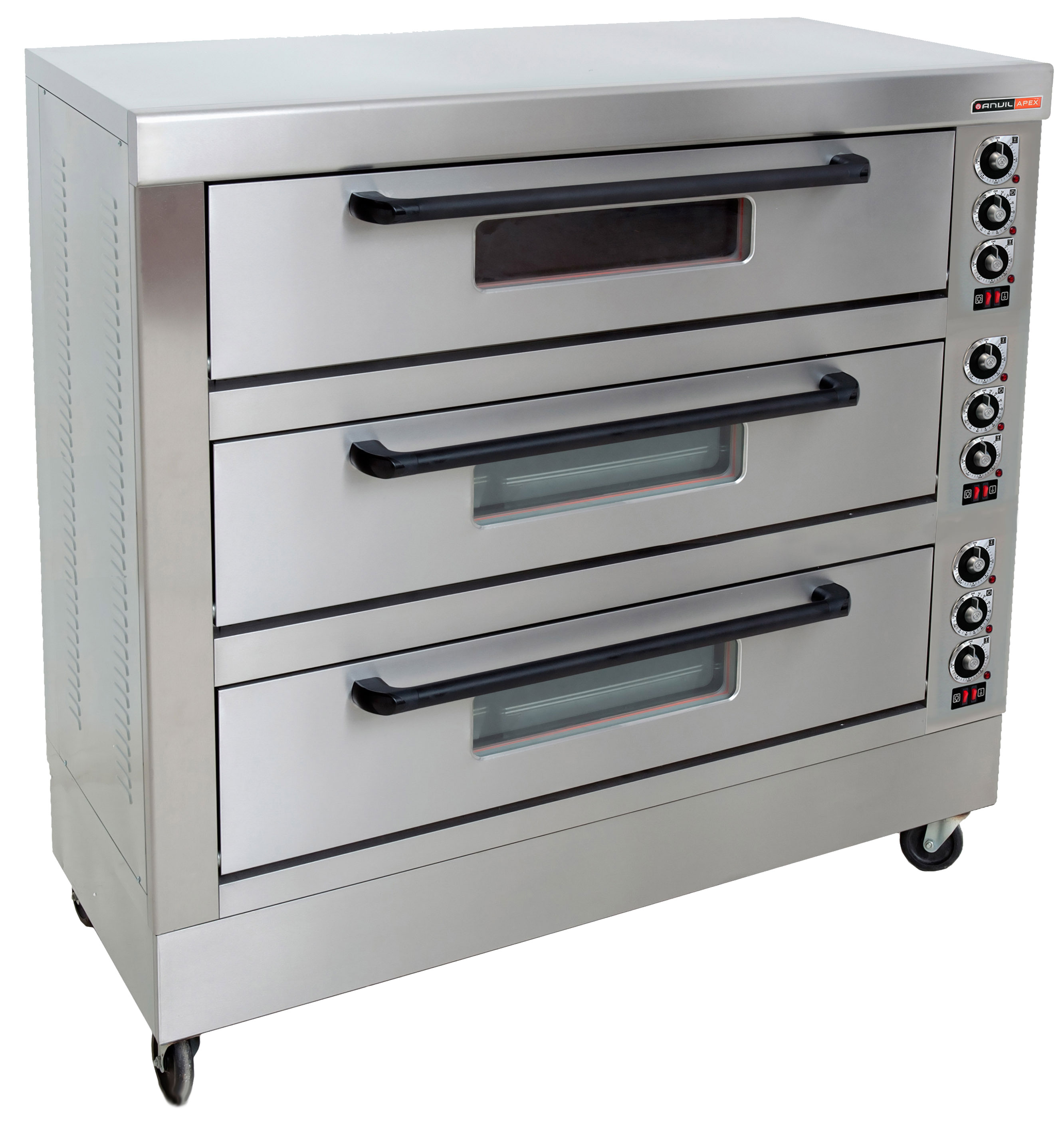 DECK OVEN ANVIL - 9 TRAY - TRIPLE DECK