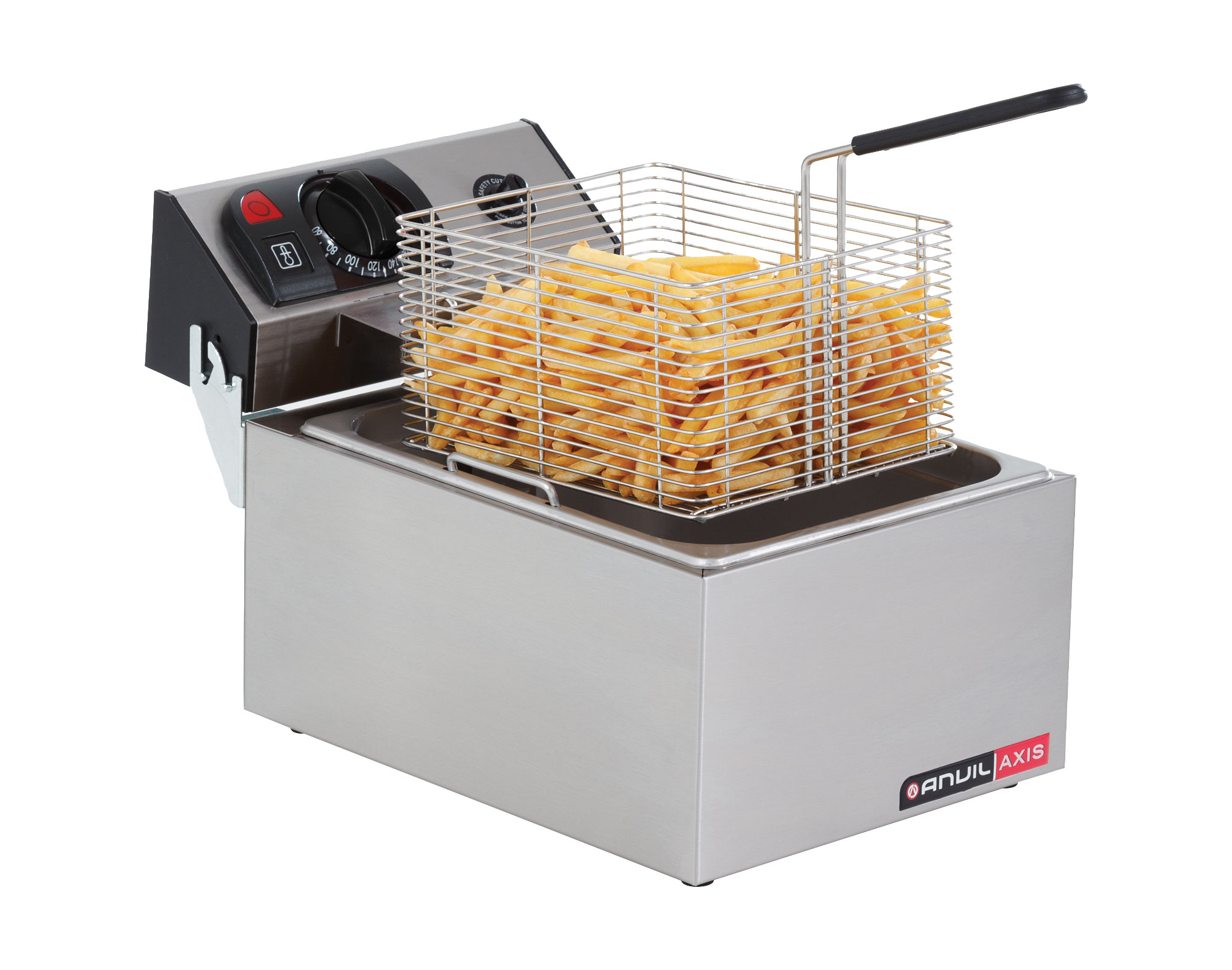 FISH FRYER ANVIL - SINGLE PAN (ELEC)