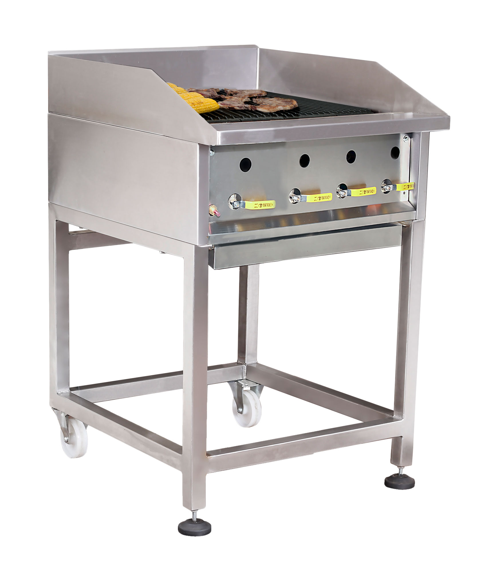 HEAVY DUTY RADIANT GRILLER - GAS - 600
