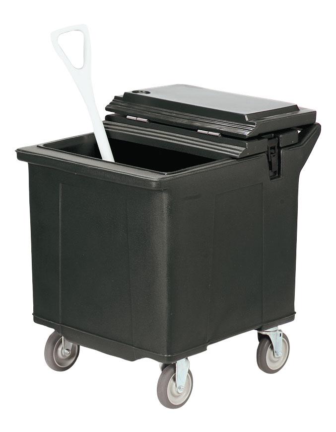 ICE CADDY PORTABLE - 57kg - BLACK