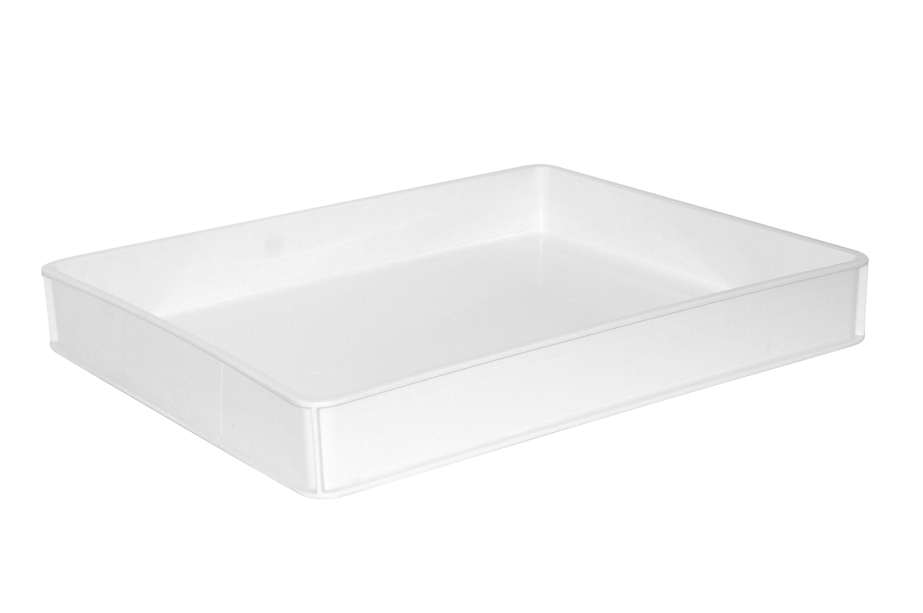 MULTIPURPOSE PLASTIC TRAY - 540 x 435 x 70mm