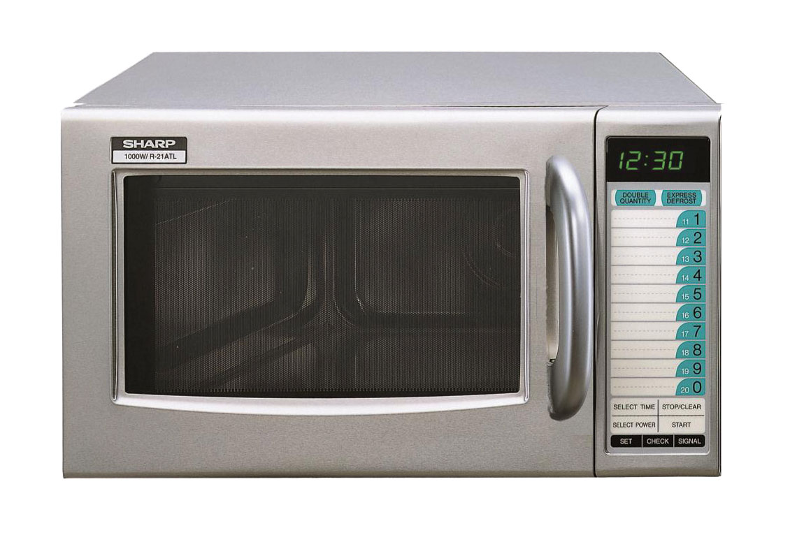 MICROWAVE SEMI COMMERCIAL SHARP - 1000W