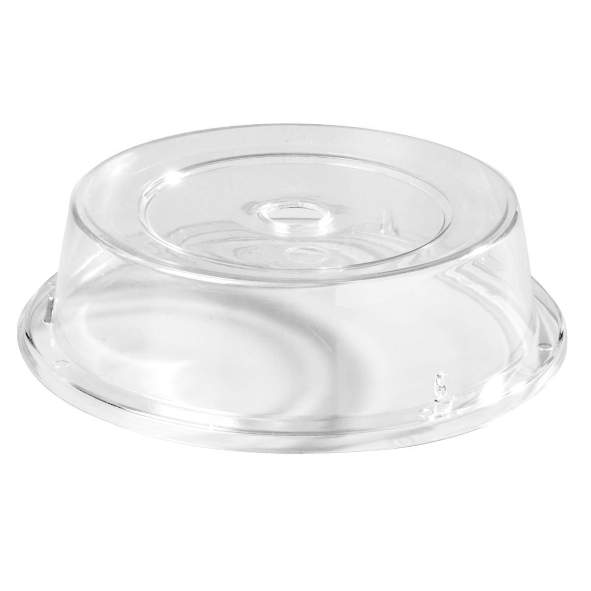 PLATE COVER POLYCARB - CLEAR (FITS 230 and 250mm PLATES)