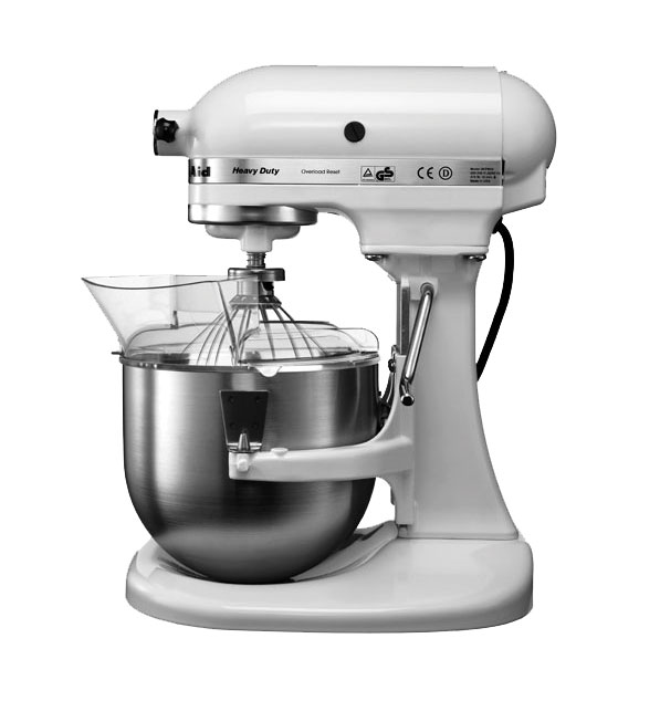 PLANETARY MIXER KITCHENAID - 4.8Lt - WHITE