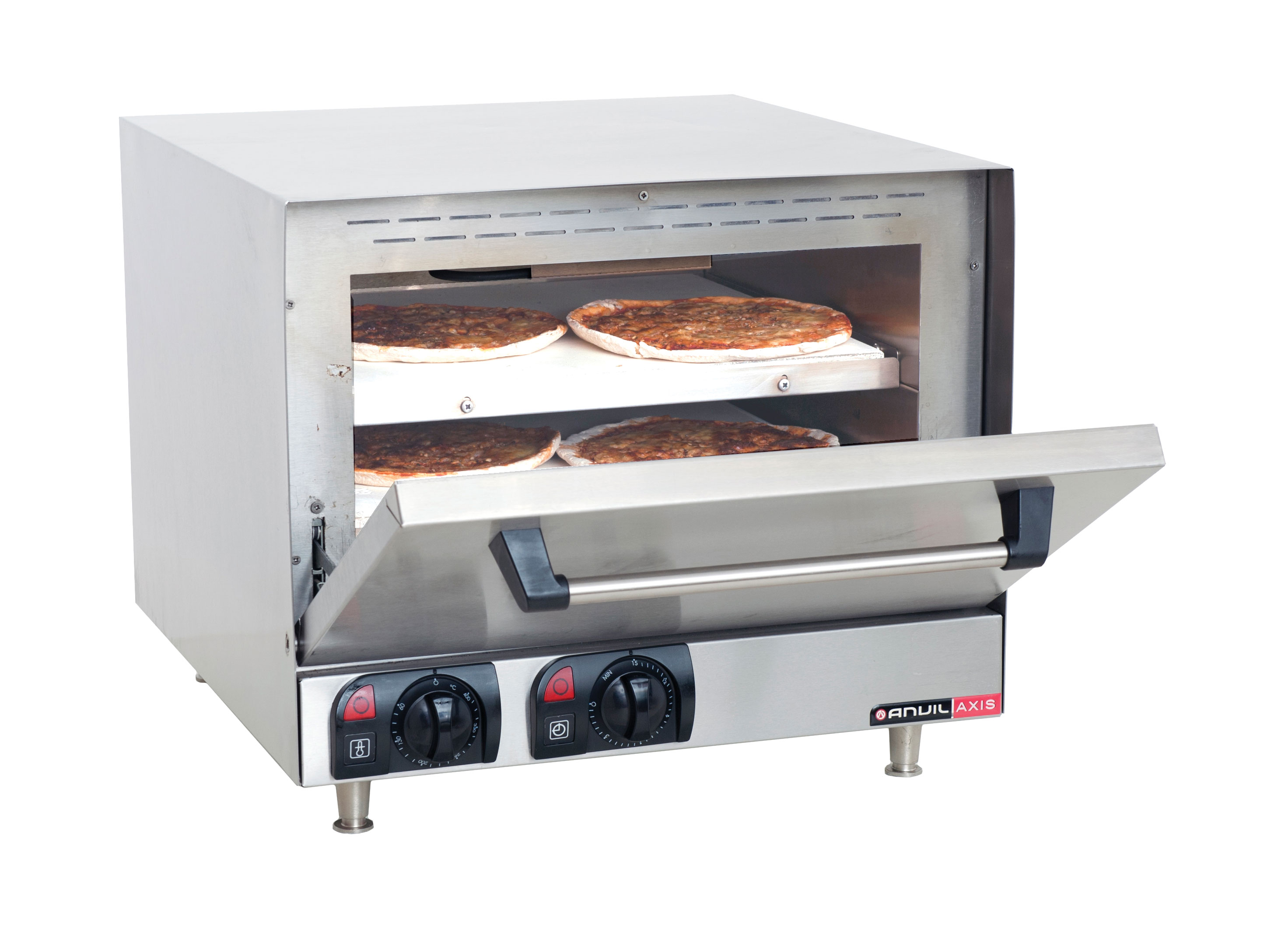 PIZZA OVEN ANVIL - TWIN SHELF - SMALL