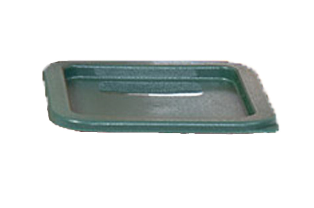 STORAGE CONTAINER SQUARE LID 1.5Lt AND 3.5Lt (GREEN)