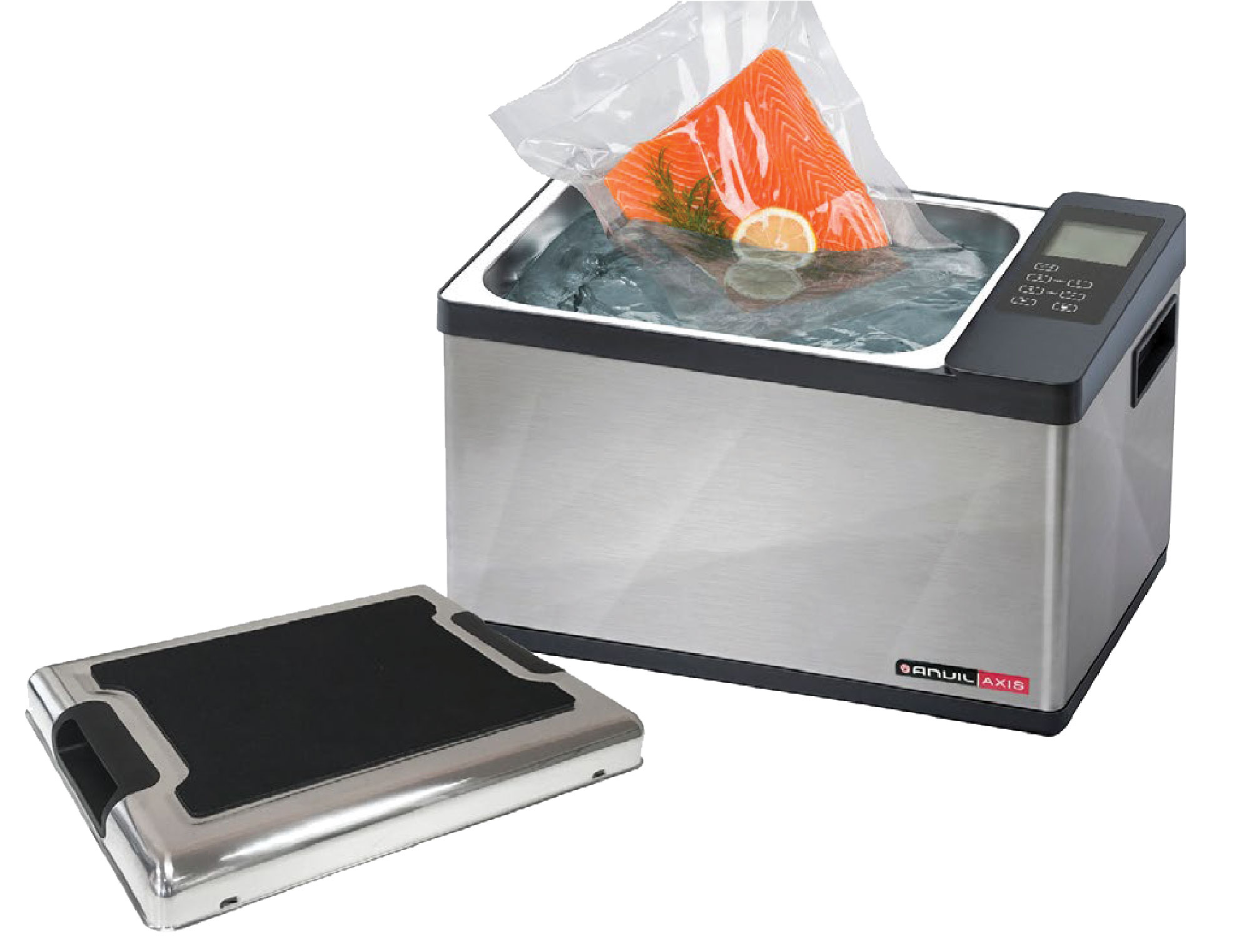 SOUS VIDE BATH AND CIRULATOR COMPLETE UNIT