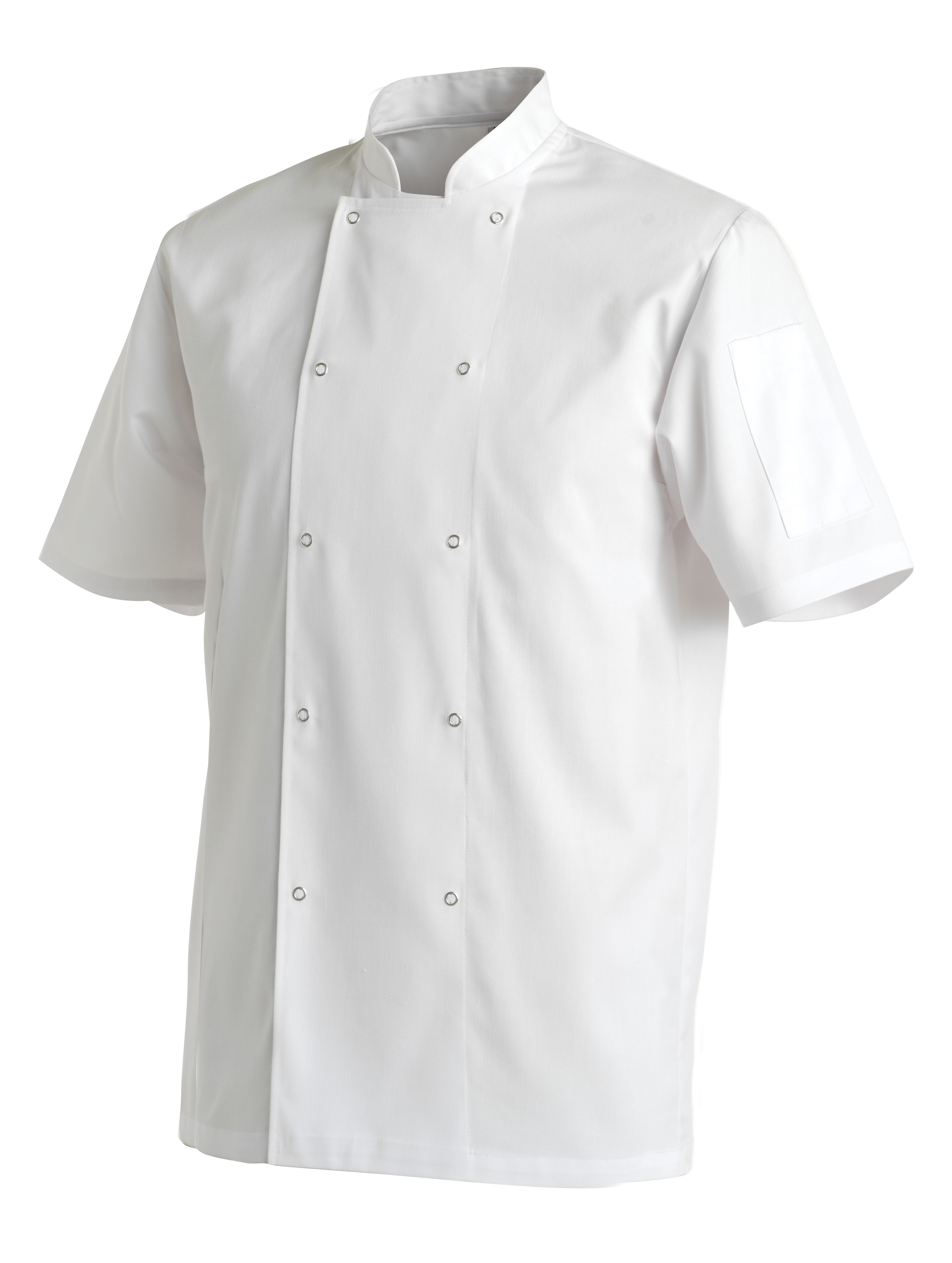 CHEFS UNIFORM JACKET LAUNDRY COAT SHORT - XXX LARGE