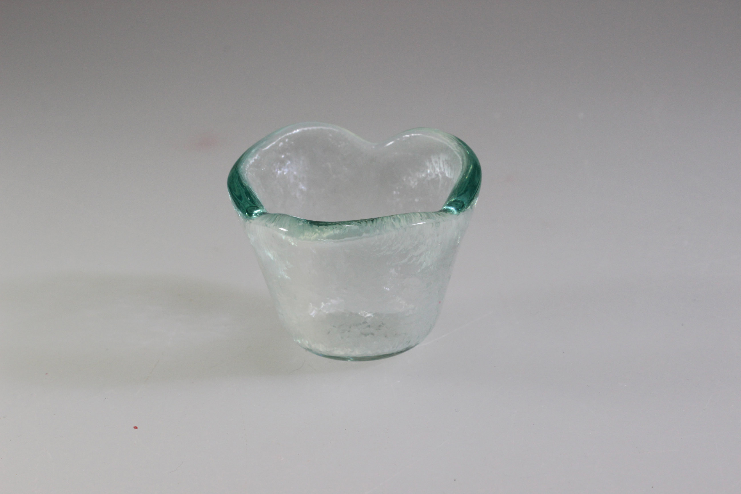 SOYA BOWL CLEAR 6cm DIA / 4.5cm DEEP (6)
