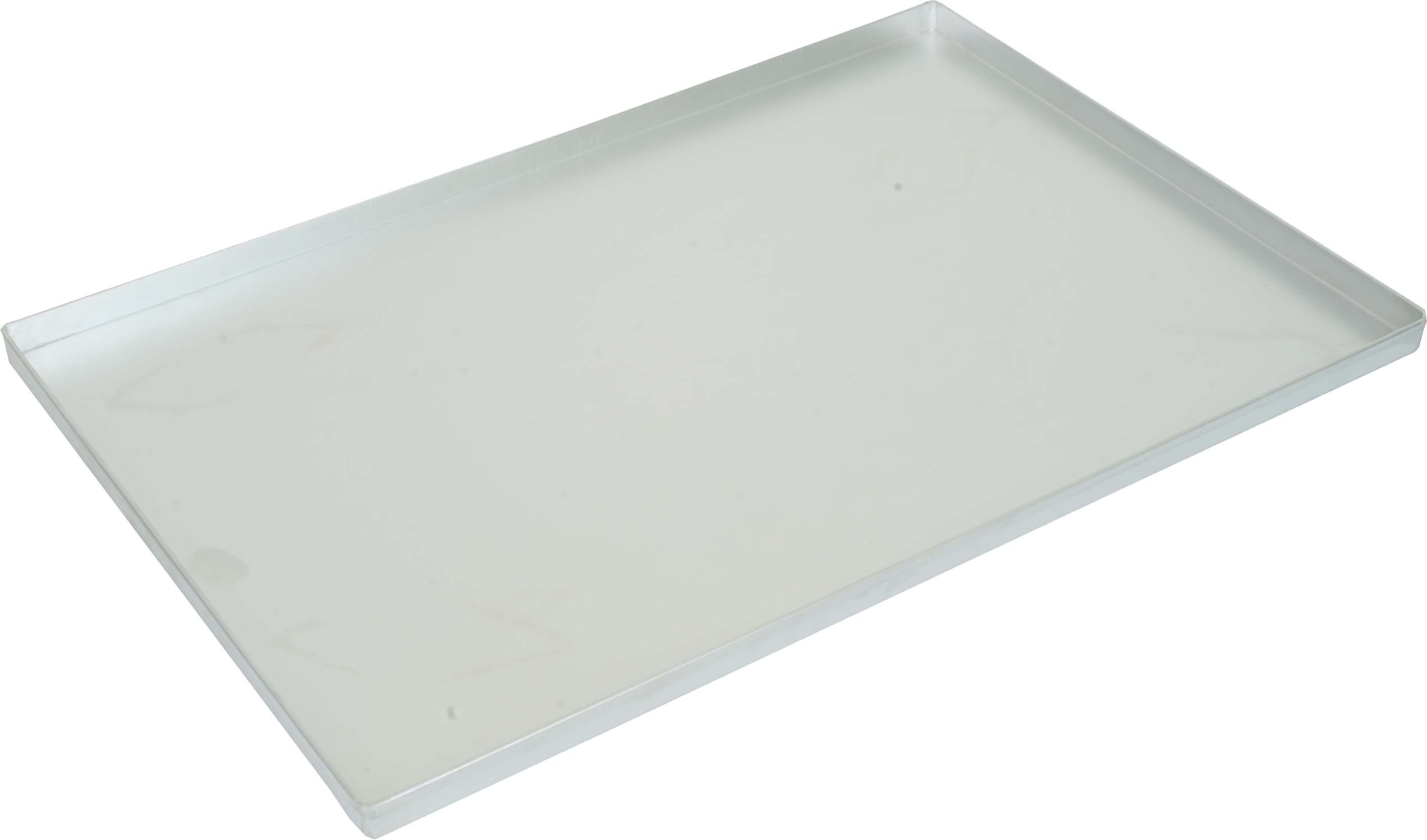 BAKING TRAY ALUMINIUM - 600 X 400 X 20mm
