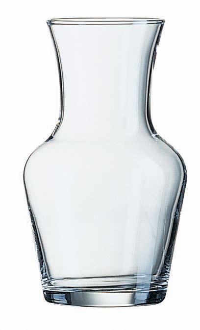VIN DECANTER  250ML (12) H132mm W78mm