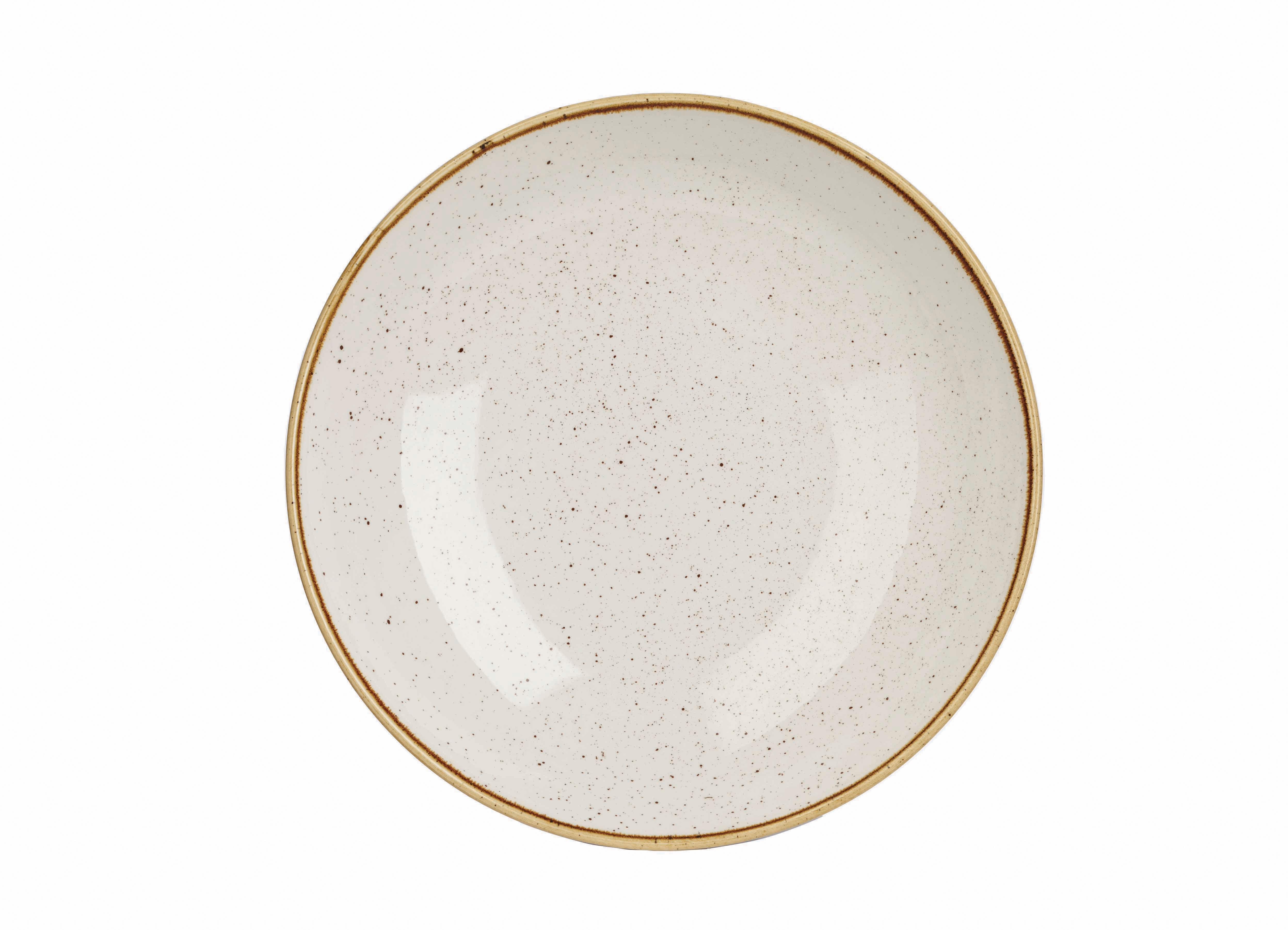 BARLEY WHITE - COUPE BOWL - 18.2cm (12)