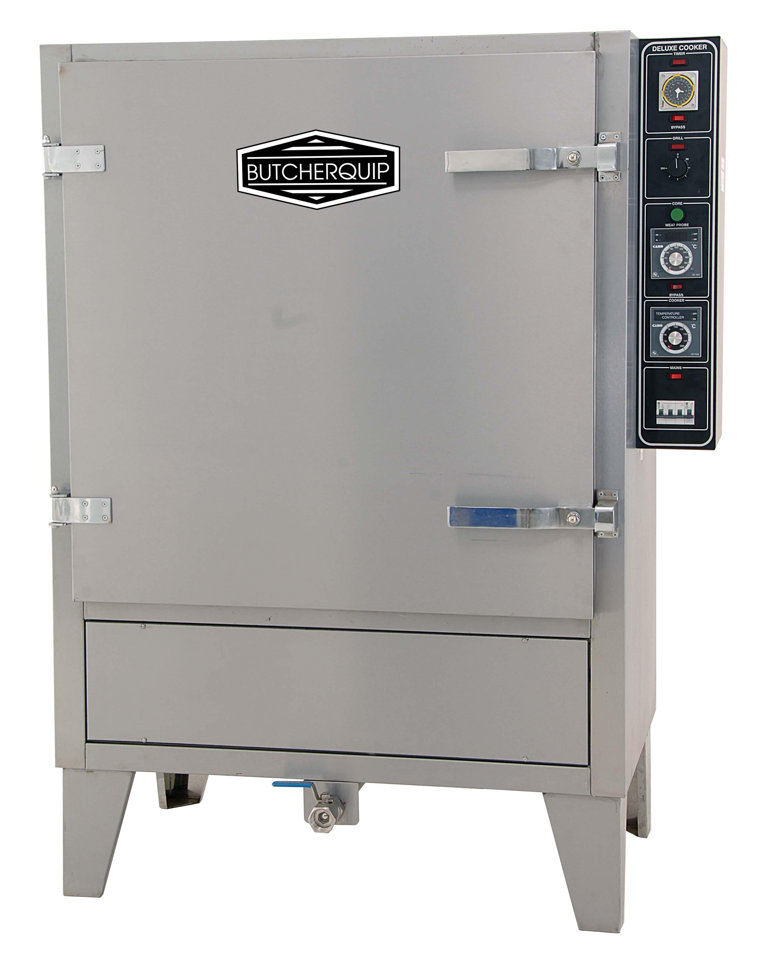 COOKER CABINET BUTCHERQUIP - DELUX 600Lt