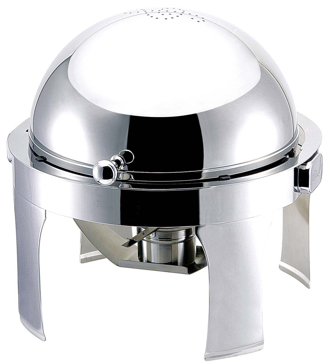 CHAFER ROUND INFINITI CONTEMPORARY - ROLLTOP - 380mm