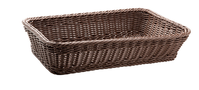 DOMINO BREAD BASKET 490 x 305 x 100mm