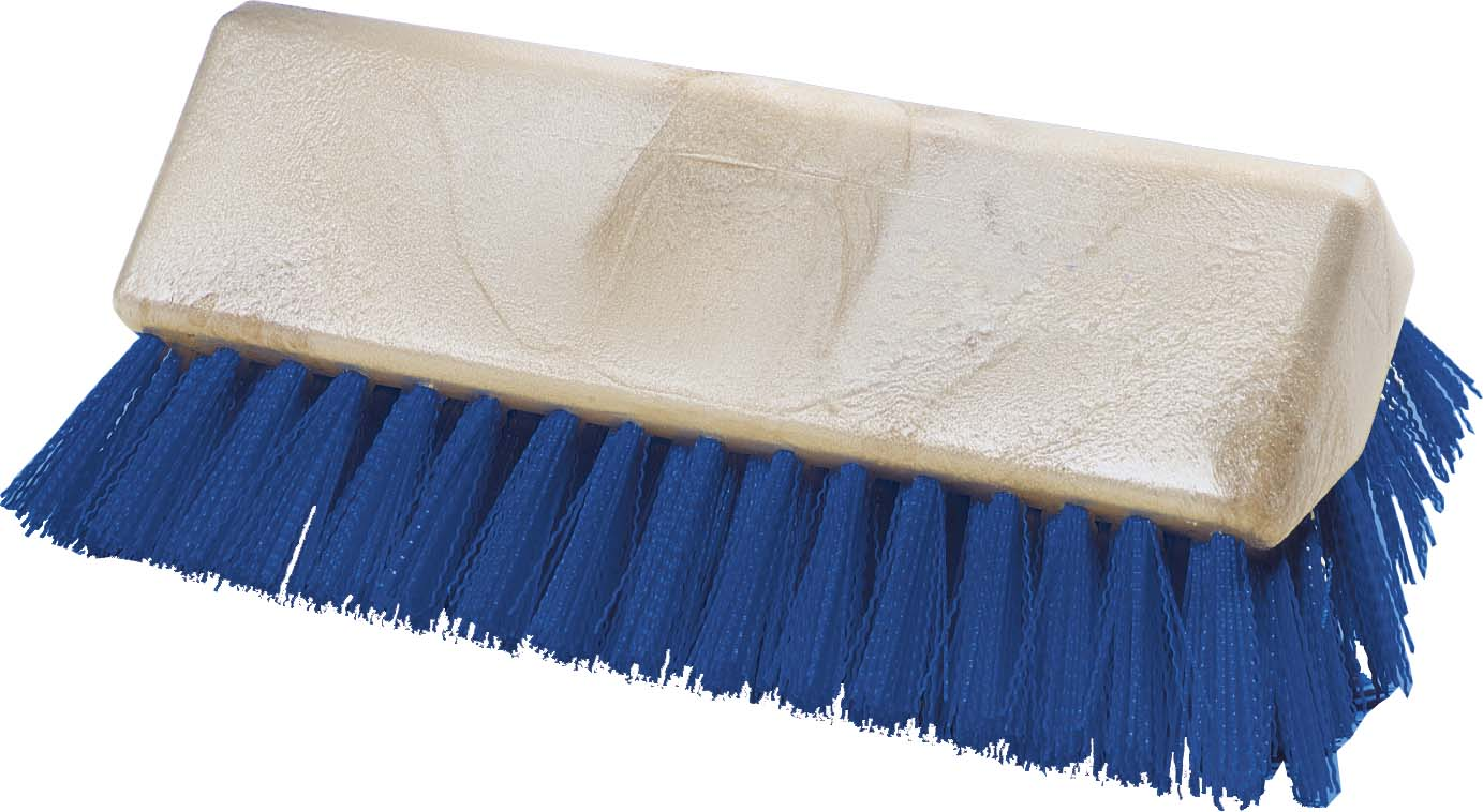 HI-LO FLOOR SCRUB BRUSH - 250MM - (BLUE)