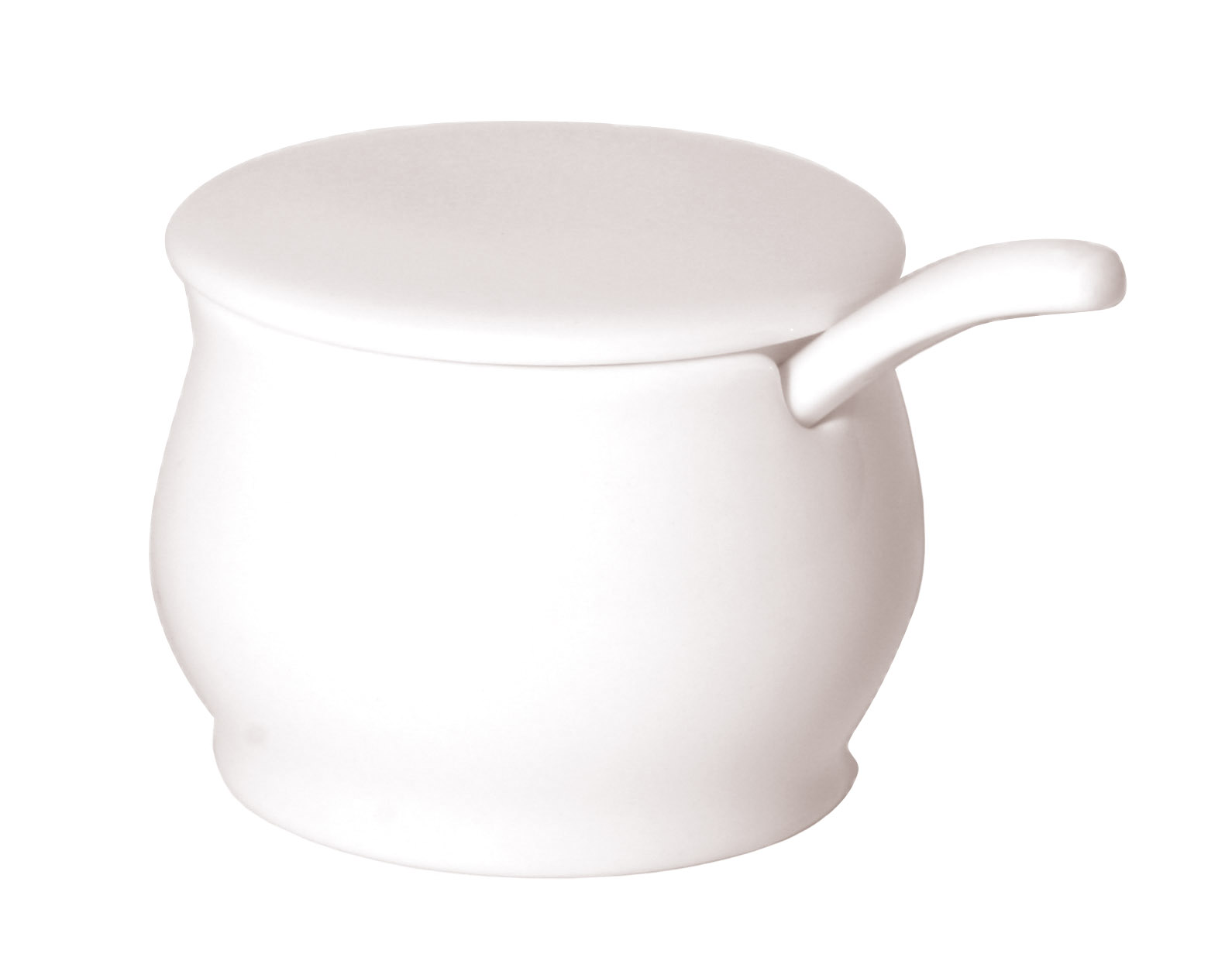 MUSTARD POT W/SLOTTED LID - 8CL (24)