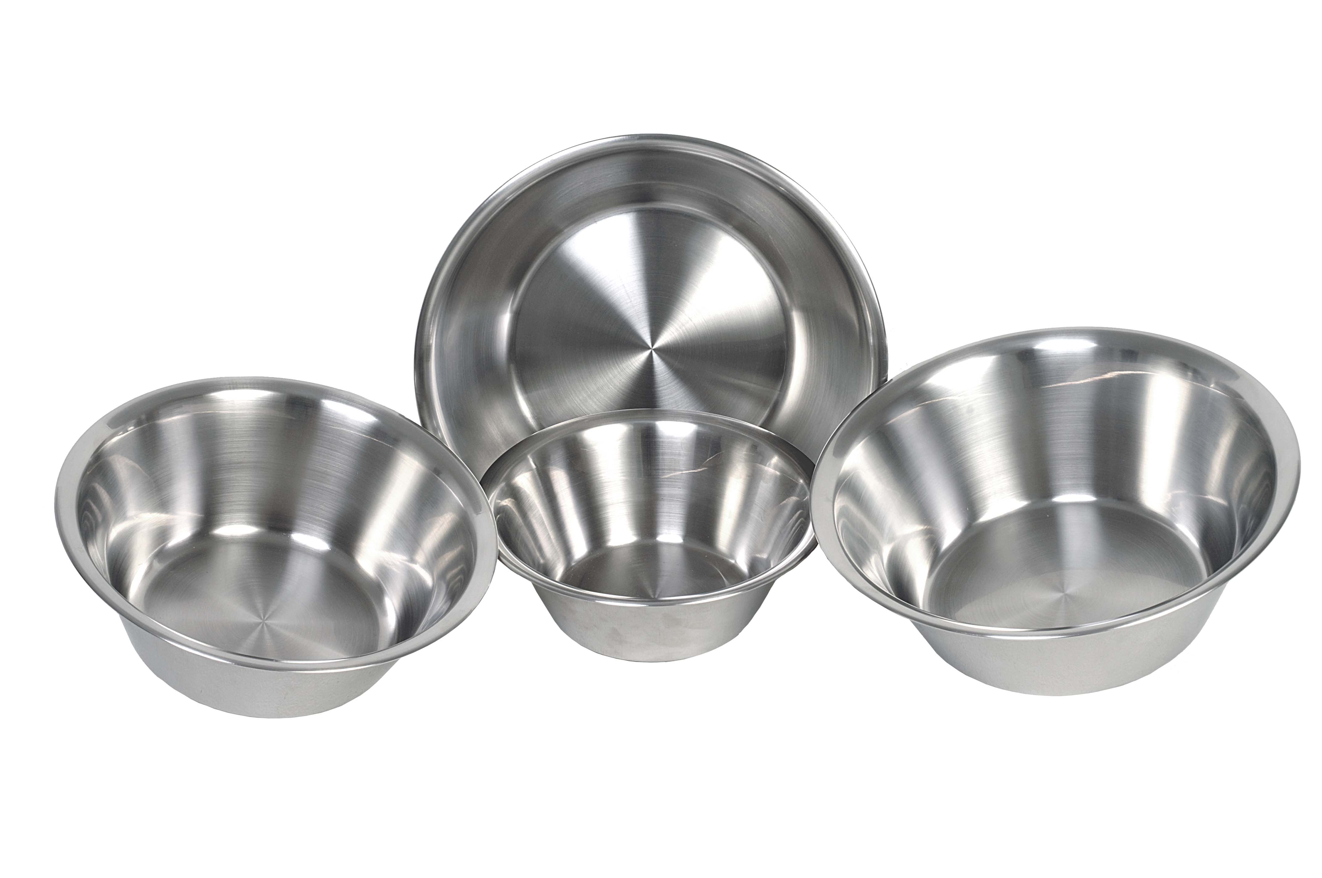 MIXING BOWL TAPERED - MB1 2365 X 80 MM (2.4LT)