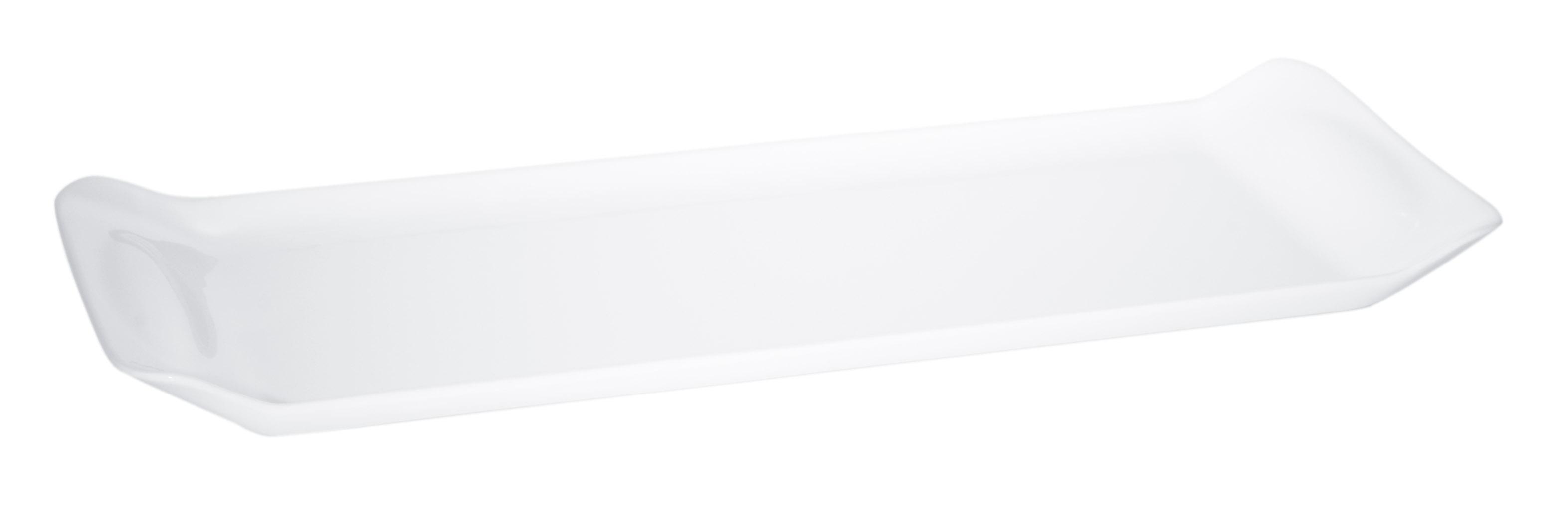 VASSOIO BUFFET WHITE - BUFFET TRAY WHITE - 55 x 20cm (1)