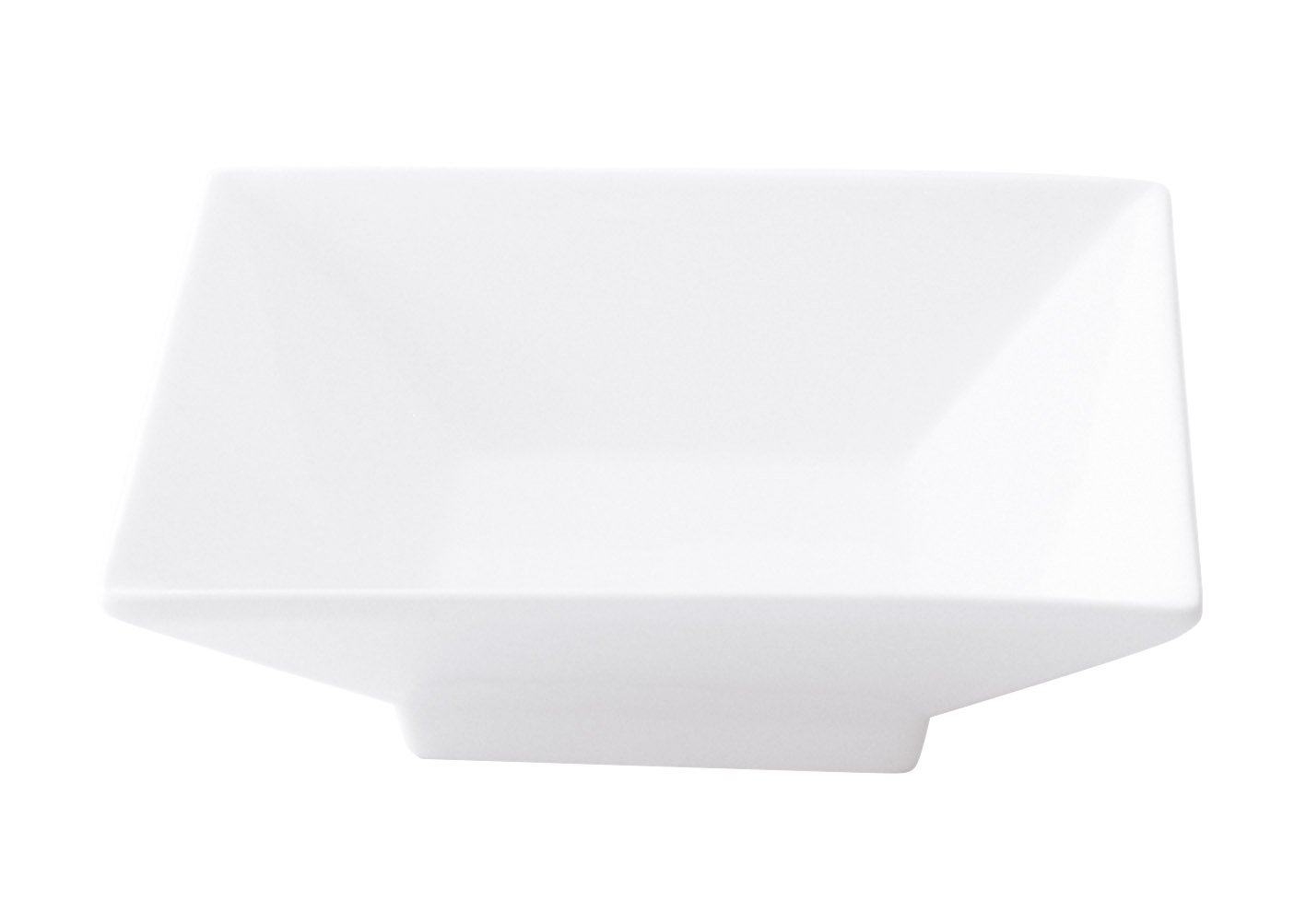 SQUARE FOOTED BOWL - 11CM (12)
