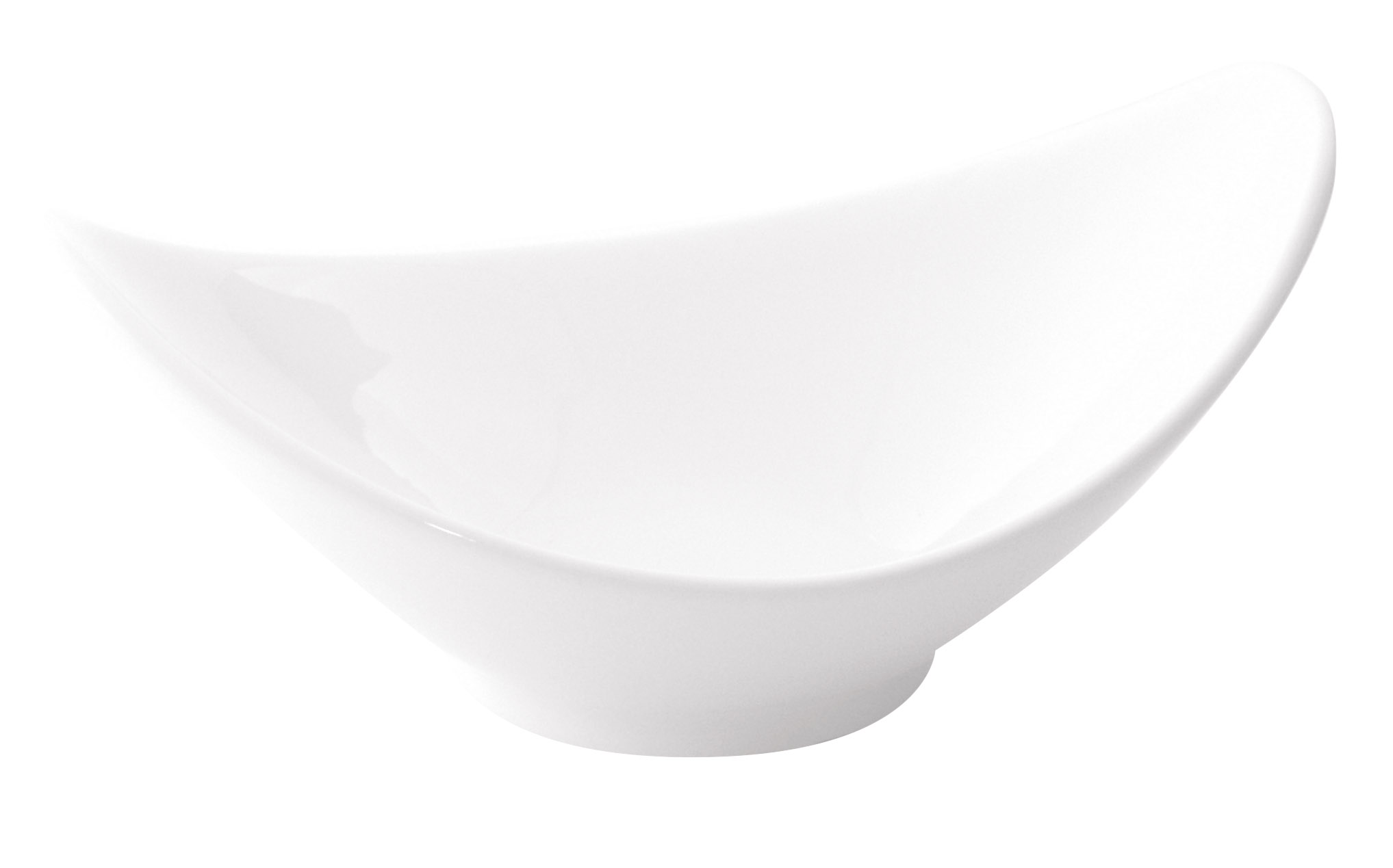 BOWL WITH 2 ANGLES - 20CM (6)