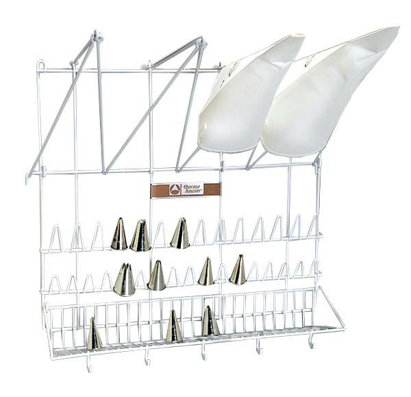 PIPING BAG WALL RACK - 510 X 445 MM