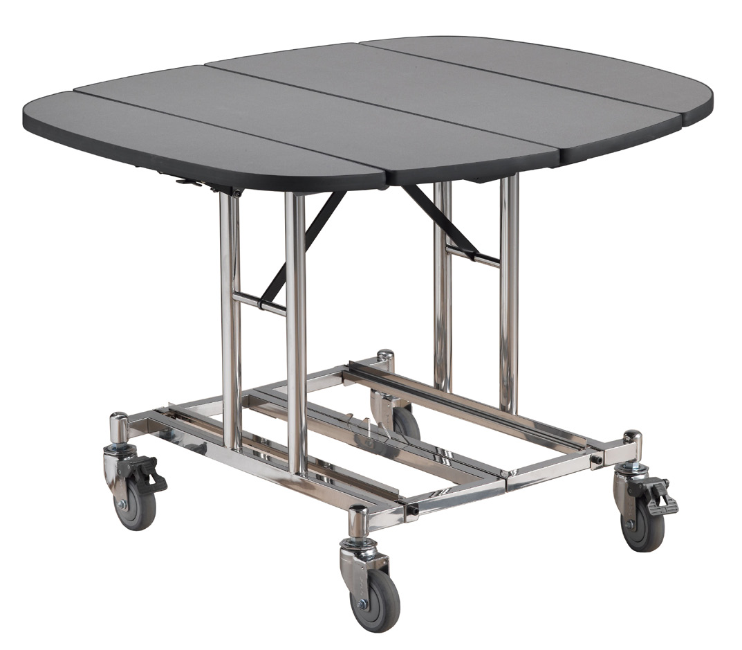 ROOM SERVICE TROLLEY ROYAL 1200 x 980 x 750mm