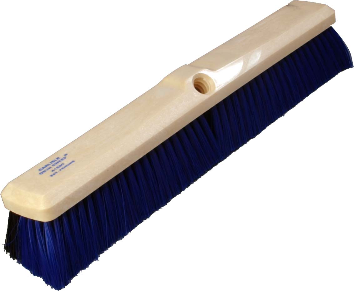 OMNI SWEEP BROOM PLASTIC BLOCK  - 450mm