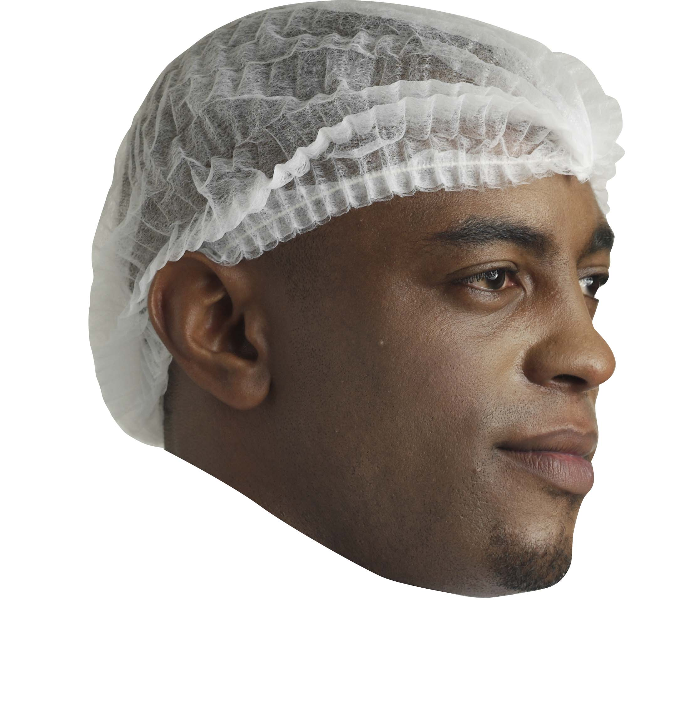 DISPOSABLE MOP CAP - PACK OF 100