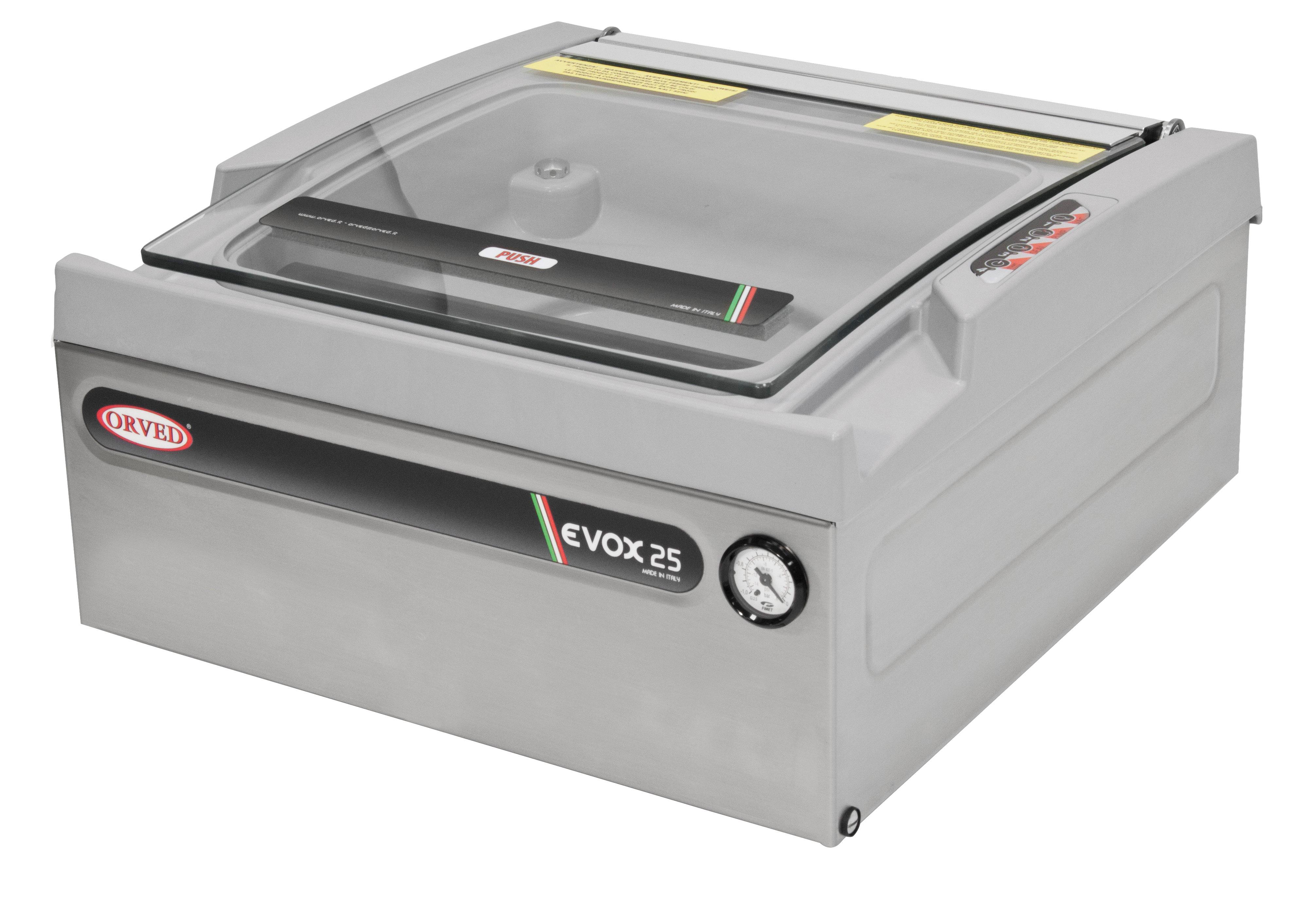 VACUUM PACK MACHINE - EVOX 25