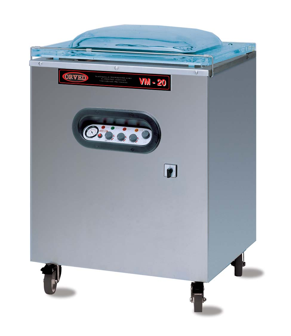 VACUUM PACK MACHINE - VM20 (ON REQUEST ONLY)