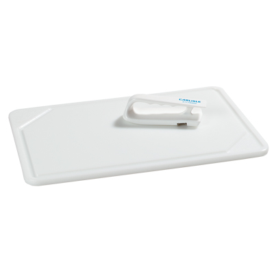 CUTTING BOARD REFINISHER - (WHITE)