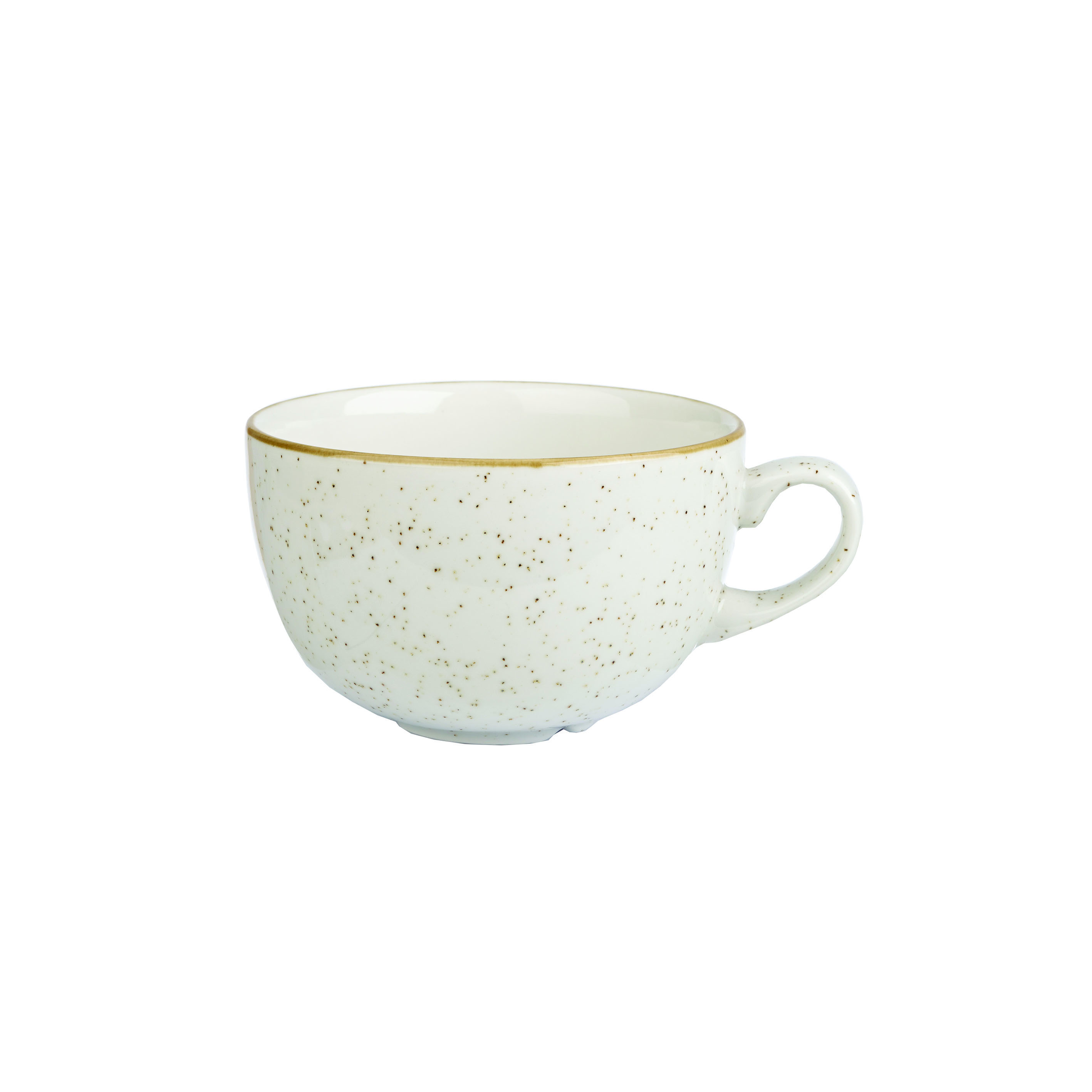 BARLEY WHITE - CAPPUCCINO CUP - 22.7cl (12)