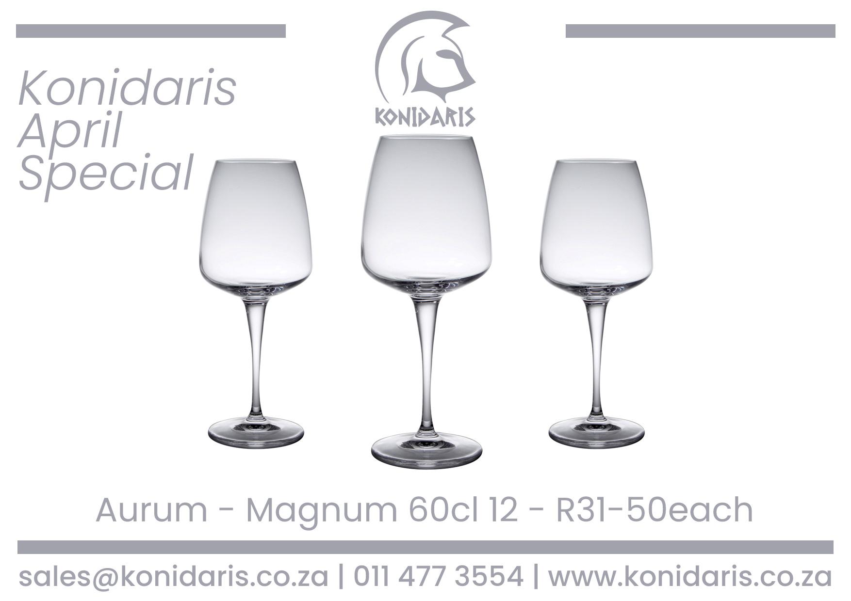 April Special- Magnum 12 piece Cup Set