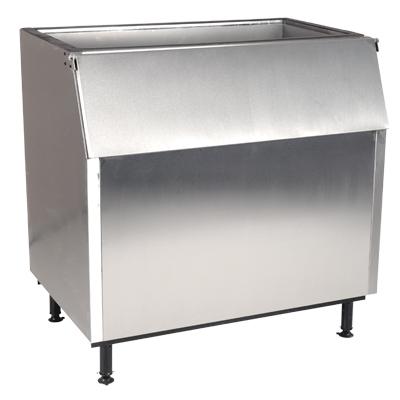ICE MAKER BIN S/S - 500 kg CAPACITY