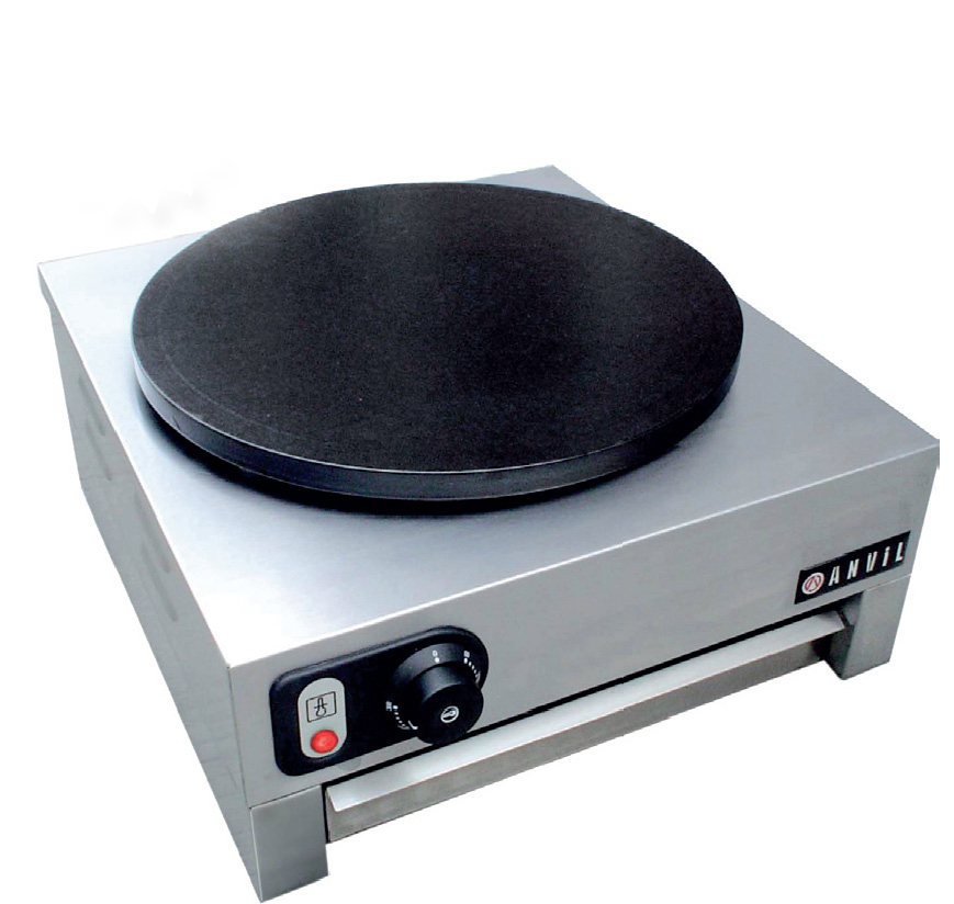 PANCAKE & OMELETTE MACHINE ANVIL