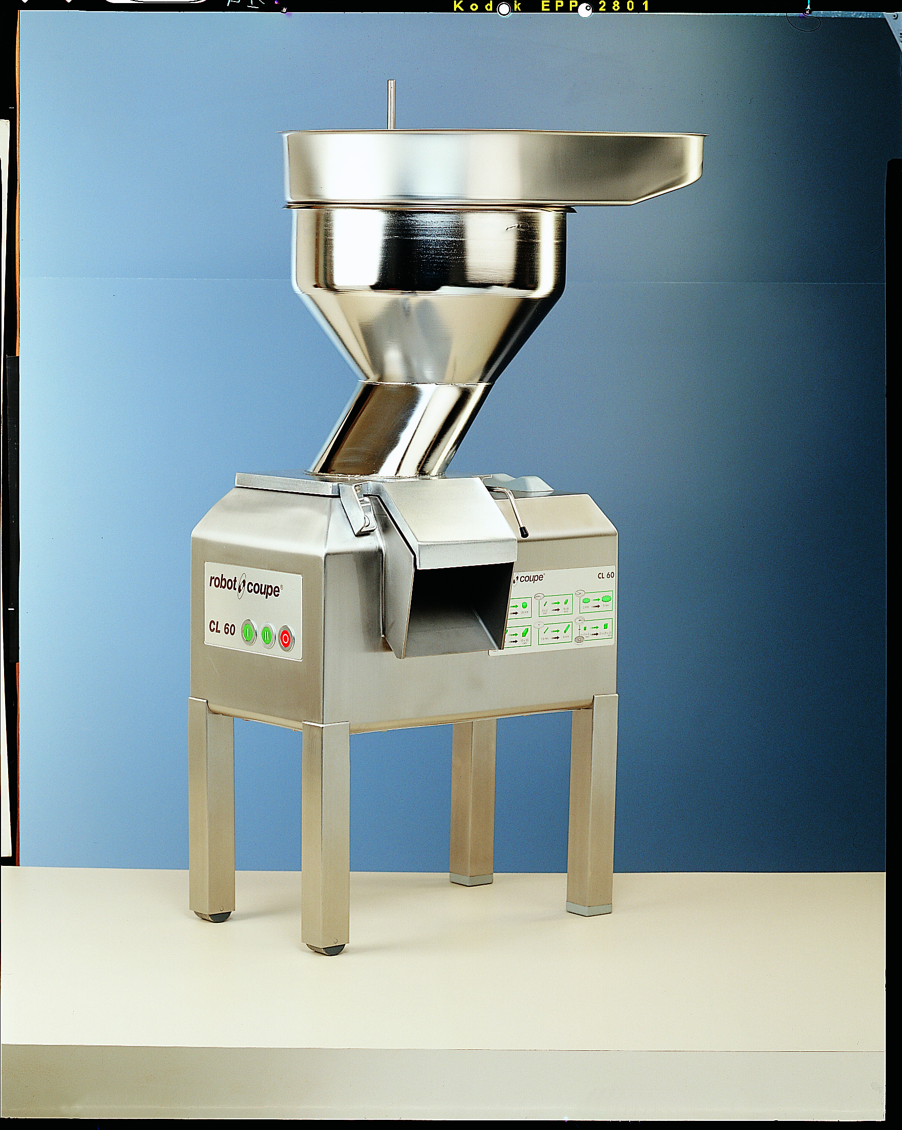 VEG PREP MACHINE - CL60 AUTOMATIC FEED HEAD ONLY