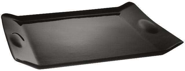 VASSOIO BUFFET BLACK - BUFFET TRAY BLACK - 45 x 40cm (1)
