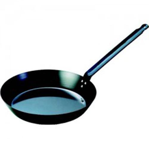 PAN (BLACK) STEEL FRYING - 320MM