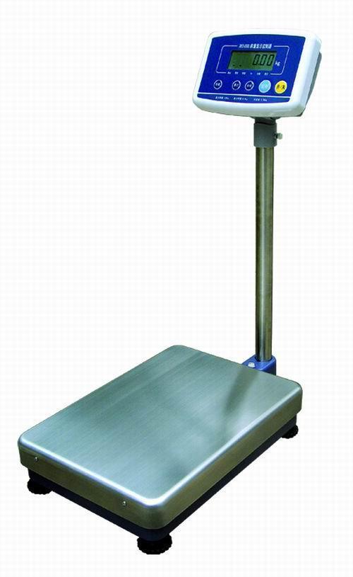 PLATFORM SCALE ELECTRONIC - 300 KG