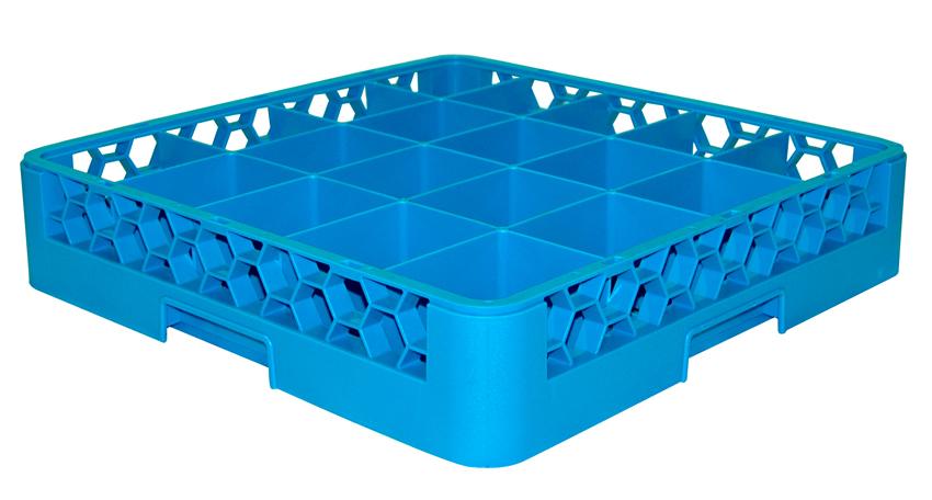 DISH RACK OPEN EXTENDER (BLUE) 40mm